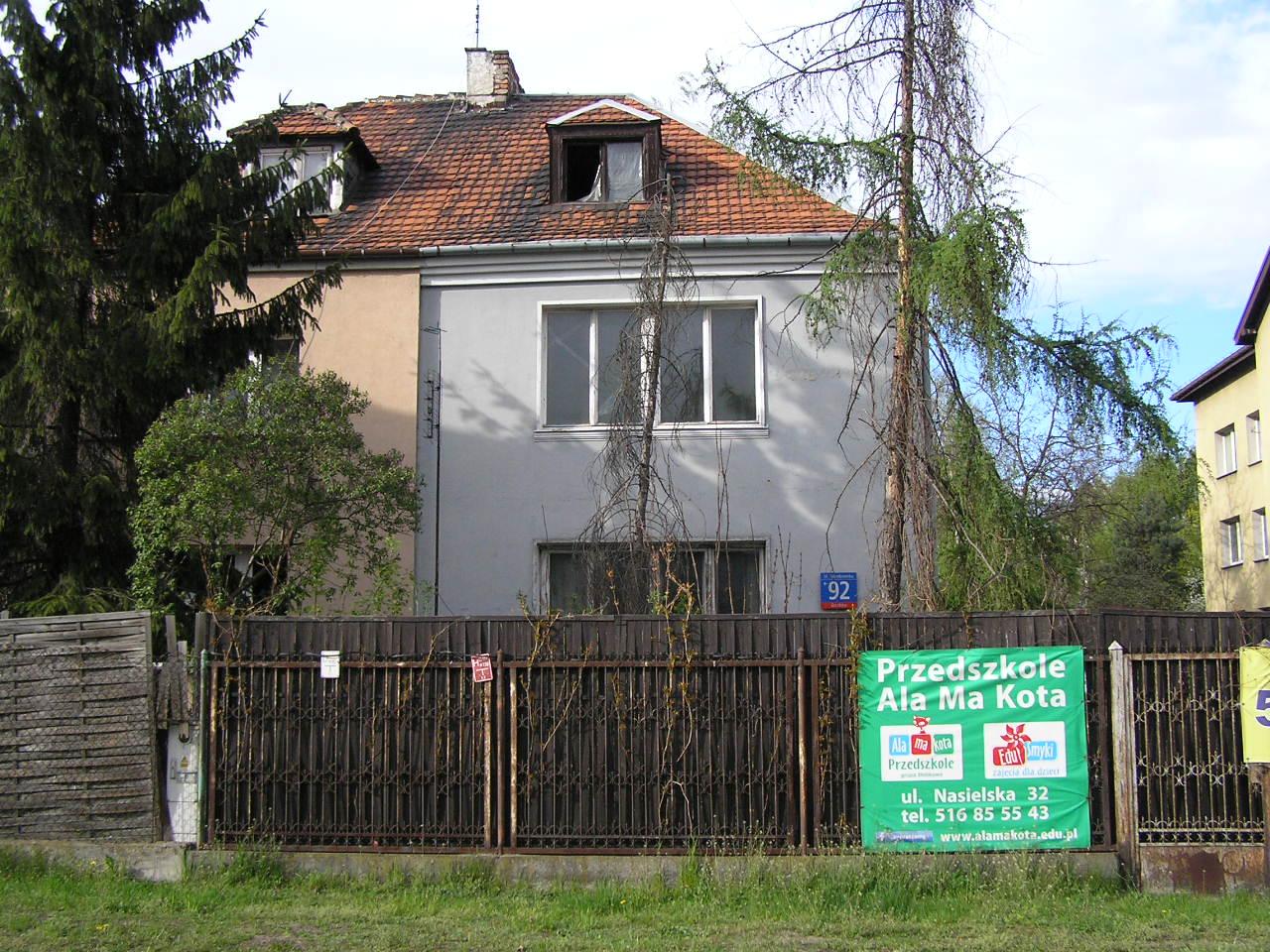 Ostrobramska 92