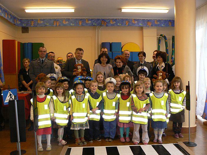 Mini miasteczka ruchu drogowego dla przedszkolaków