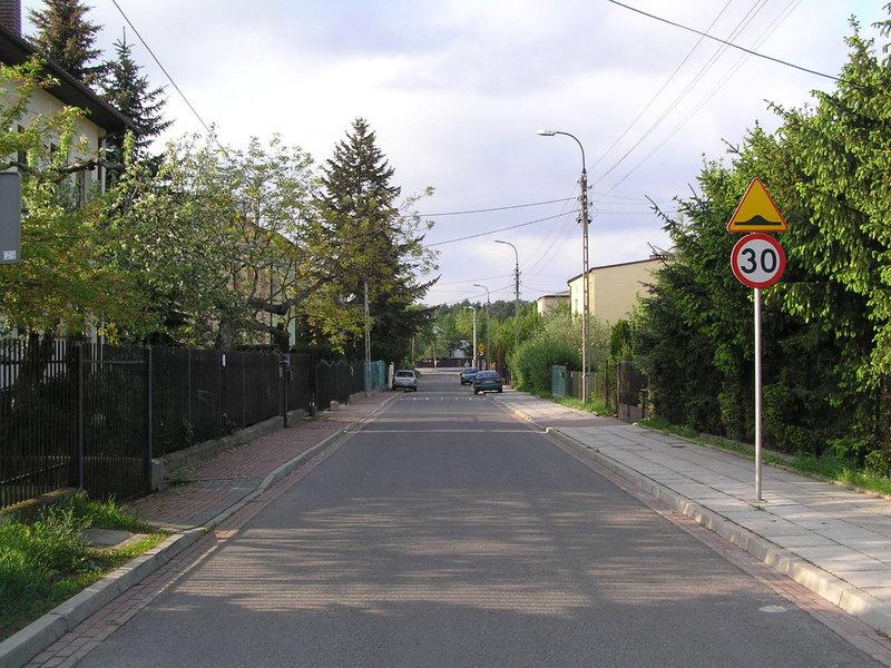 Ulica Koprzywiańska