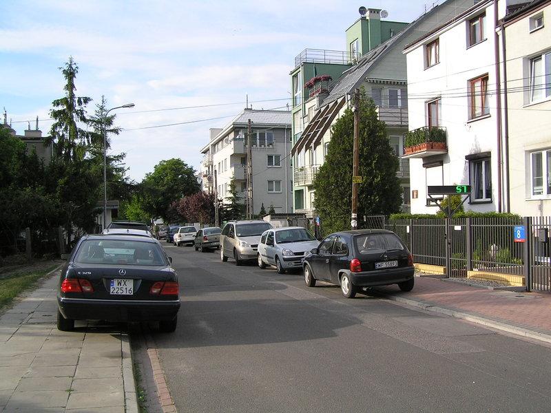 Ulica Liwiecka