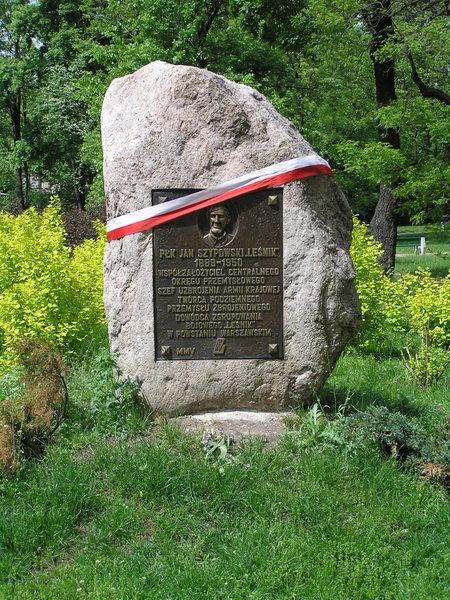 Pomnik Jana Szypowskiego