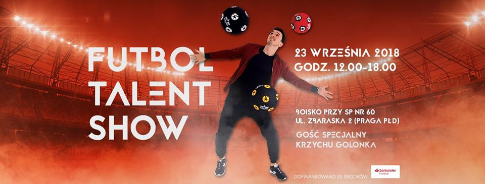 Football Talent Show na Grochowie