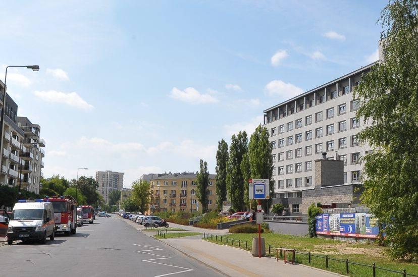 Alarm bombowy w sądzie przy Terespolskiej