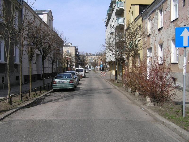 Ulica Kawcza