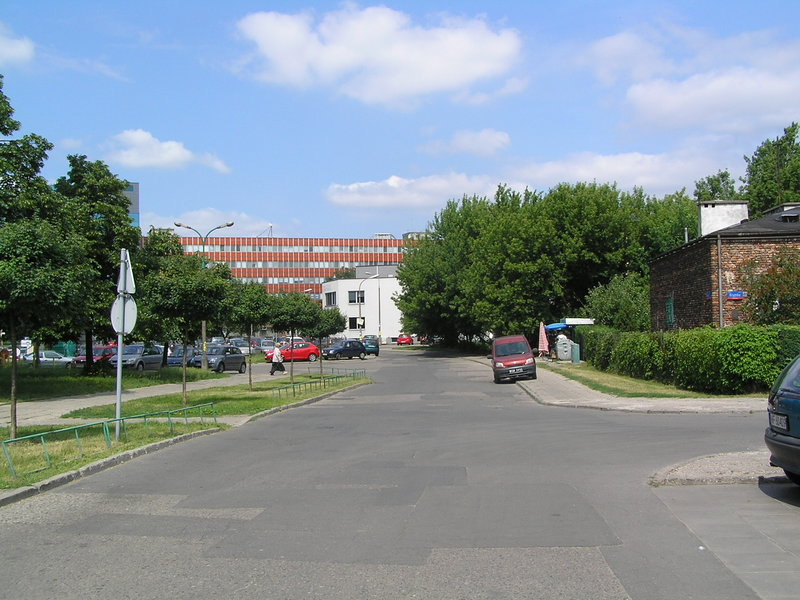 Ulica Stocka