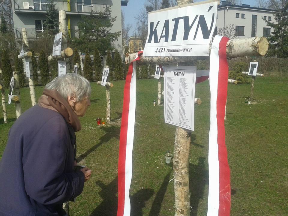 Wystawa Katyńska na Grochowie