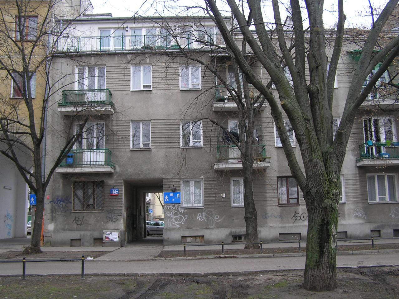 Stanisława Augusta 14