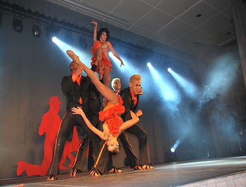 Kolumbijski zespół Swing Latino Tigo wystąpił w CPK