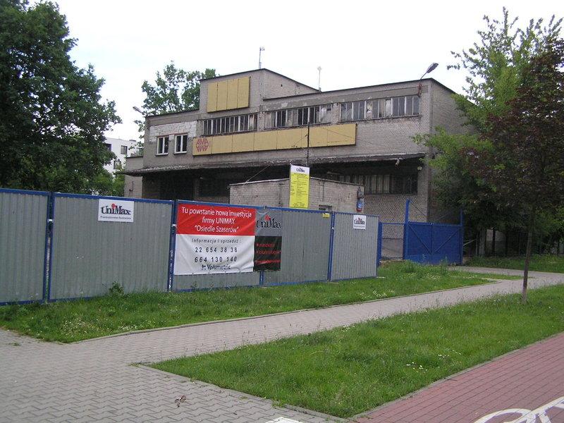 110 mieszkań w osiedlu Szaserów