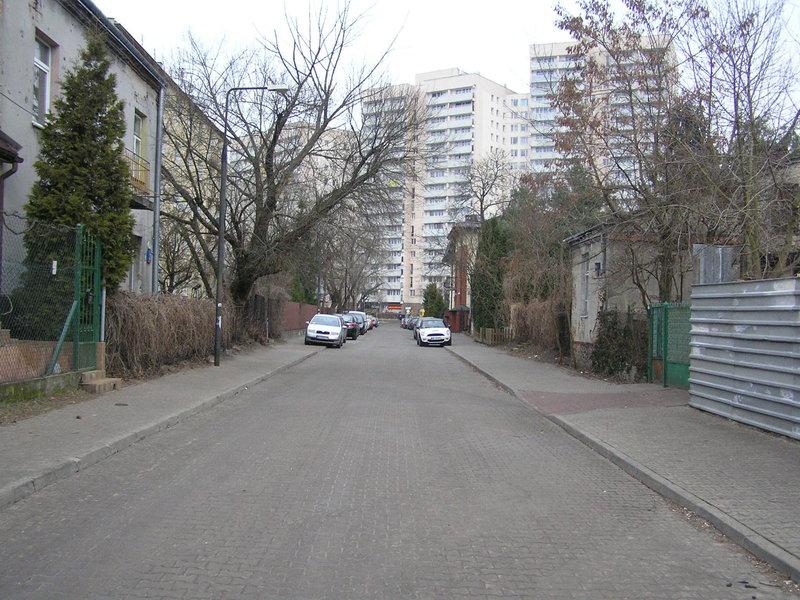 Ulica Korytnicka