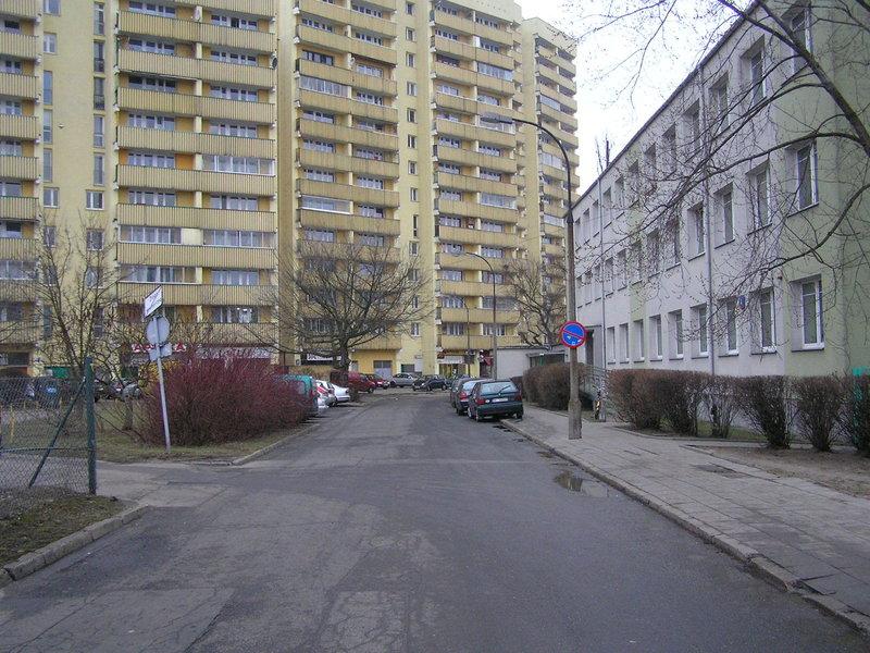 Ulica Ostrołęcka