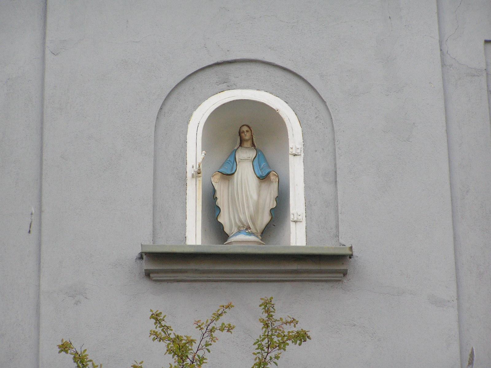 Kapliczka - Hetmańska 9