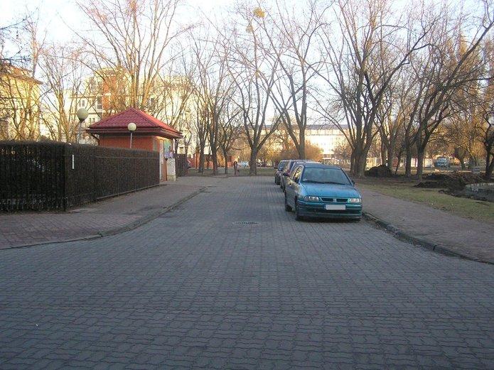 Prochową i Szaserów połączy nowa ulica