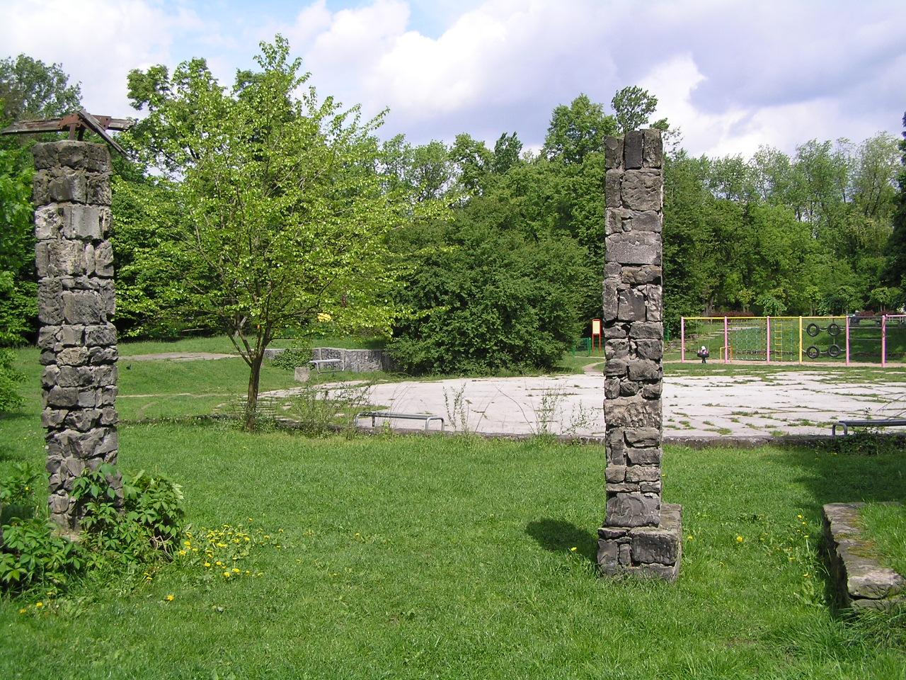 Radni o nazwach dwóch parków