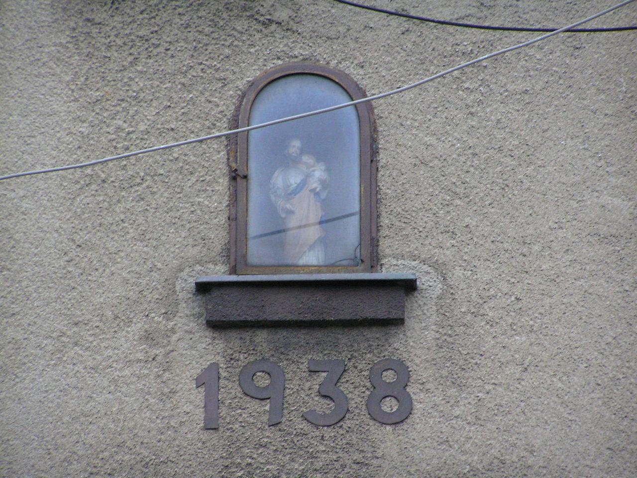 Kapliczka - Hetmańska 11
