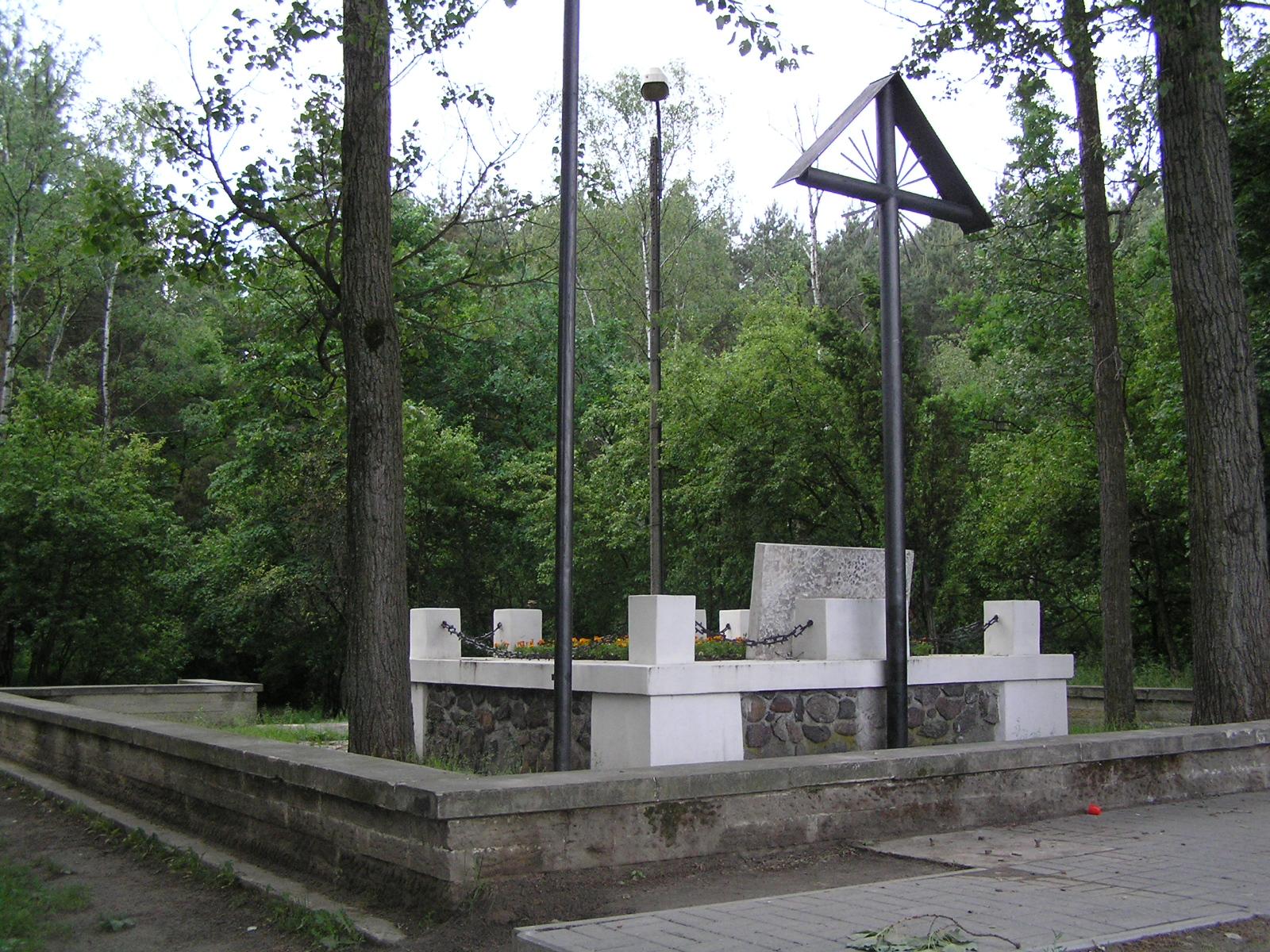 Harcerski Rajd - Olszynka Grochowska