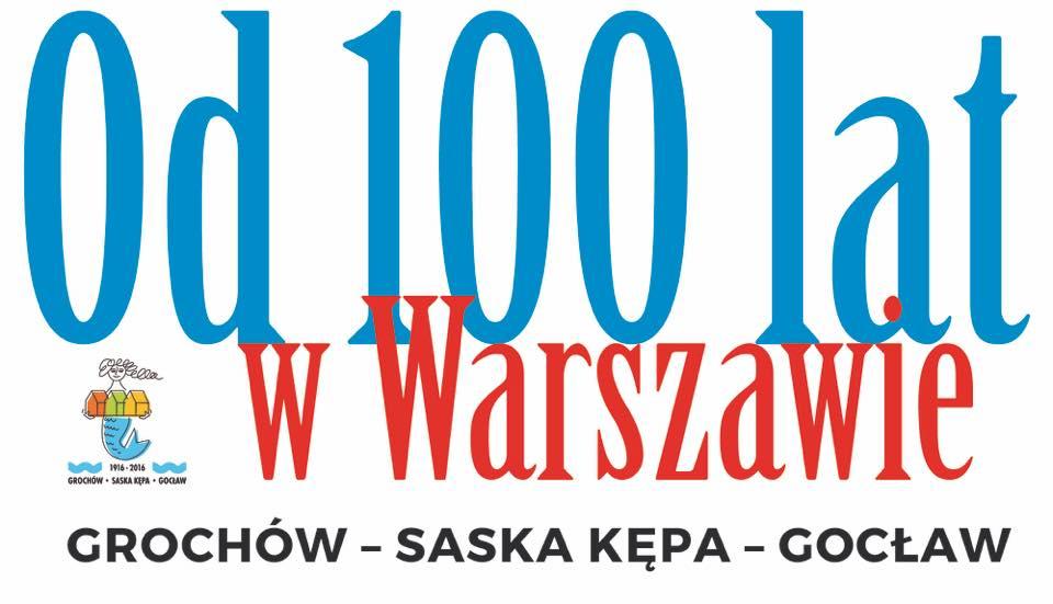 100-lecie Grochowa w Parku Skaryszewskim