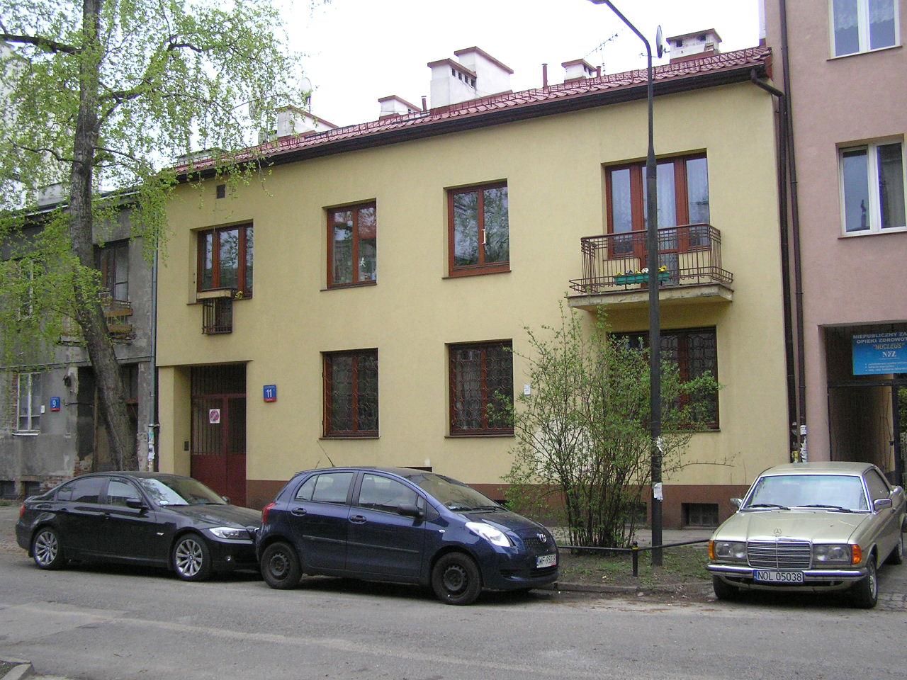 Stoczkowska 11