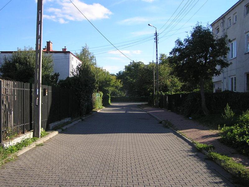 Ulica Zapałczana
