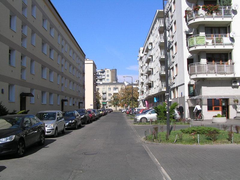 Ulica Garibaldiego