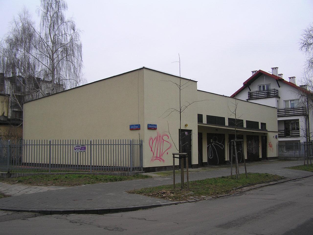 Żółkiewskiego 9