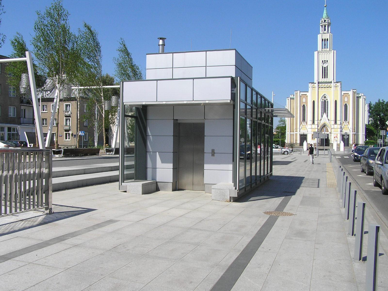 Odniowiony Plac Szembeka z nominają do nagrody!