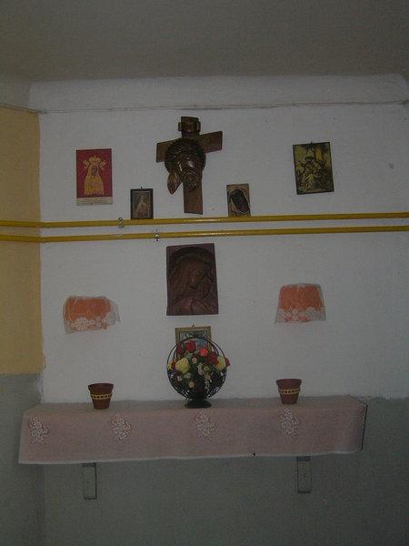 Ołtarzyk - Czapelska 30