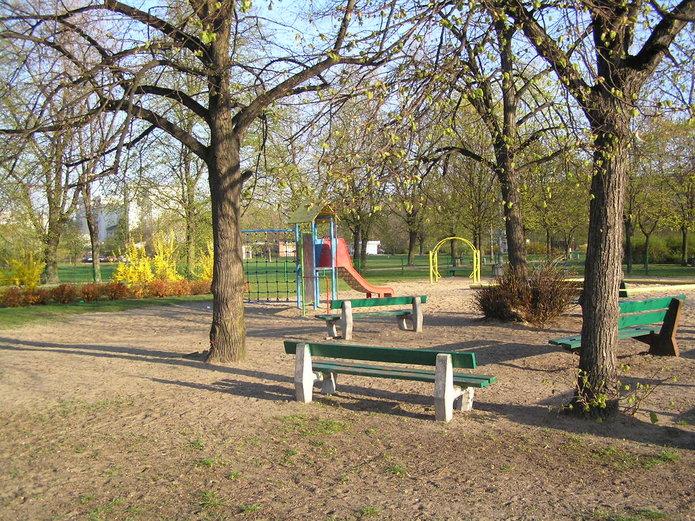 Przetarg na modernizację Parku Polińskiego został unieważniony