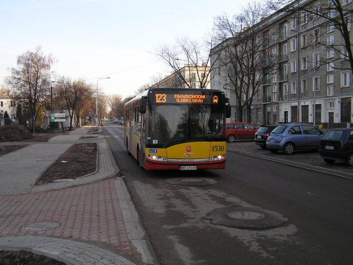 Komunikacja miejska wróciła na Chrzanowskiego