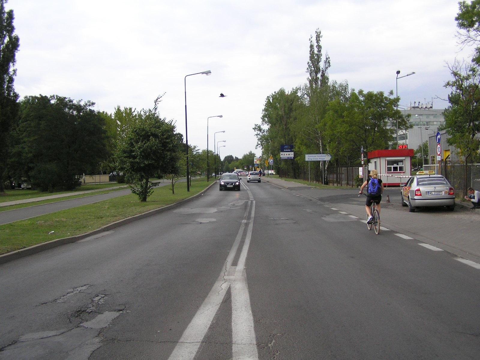 Ulica Rodziewiczówny
