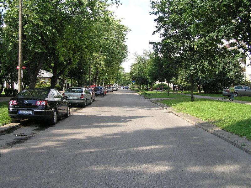 Ulica Wspólna Droga