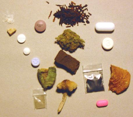 Narkotykowy początek tygodnia