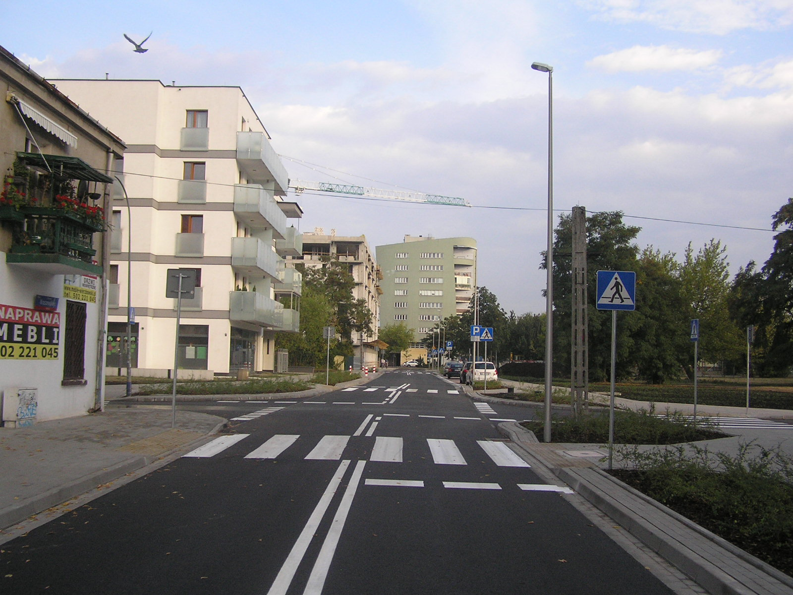 Ulica Kruszewskiego