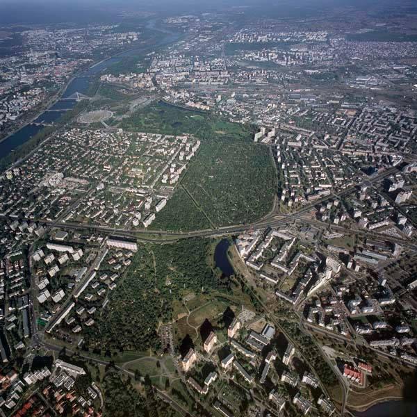 Historia i rozwój naszej dzielnicy - prelekcja - Rafał Wodzicki