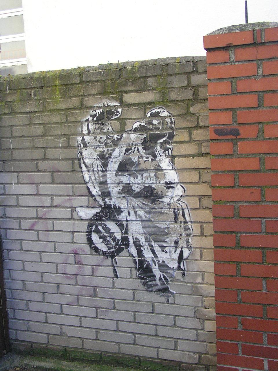 Mural - Osowska 58