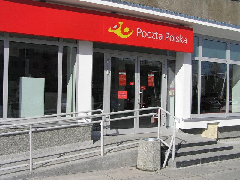 Nowoczesna poczta otwarta na Placu Szembeka