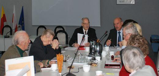 Spotkanie Społecznej Rady Kombatantów