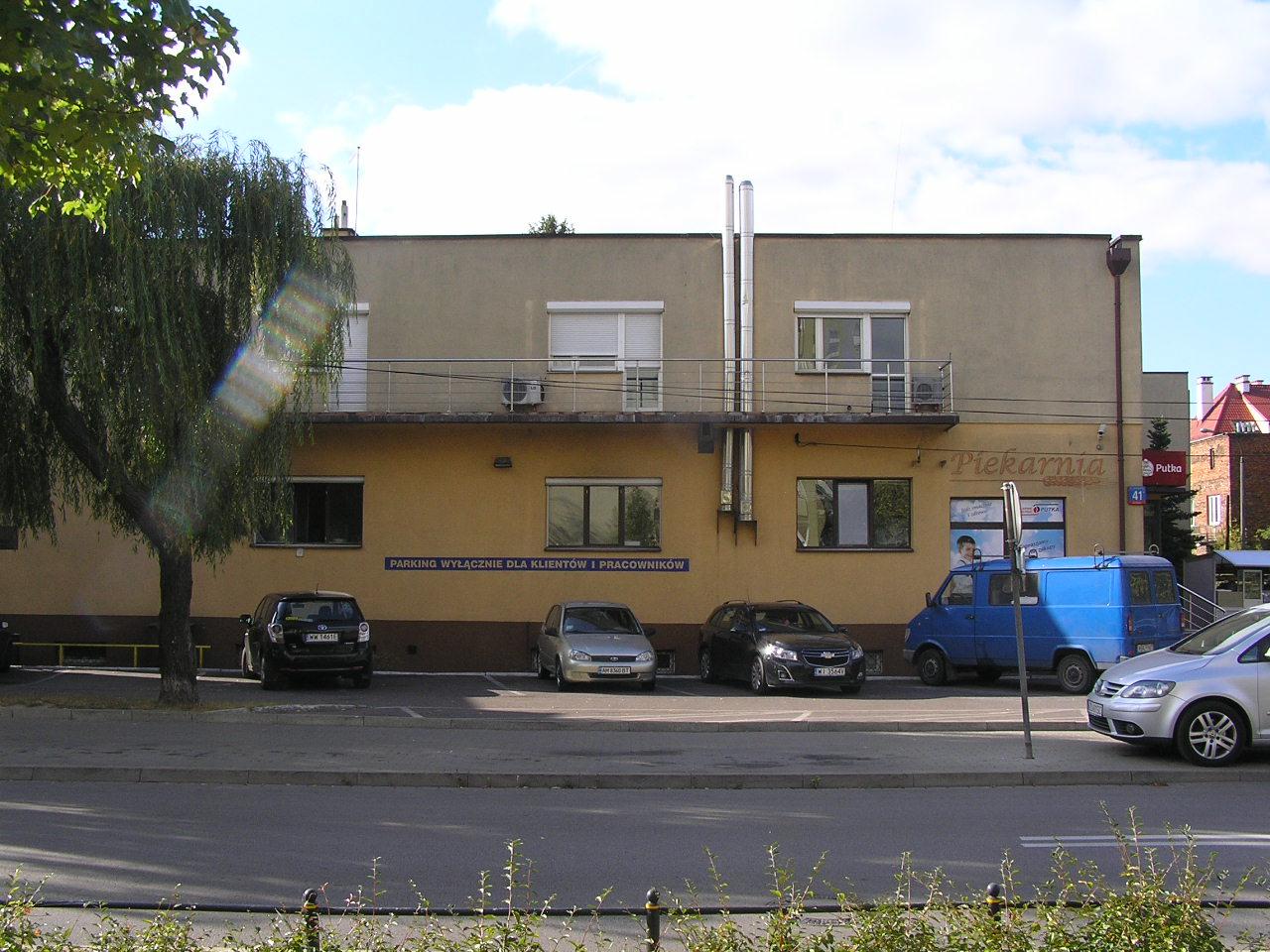 Tarnowiecka 41