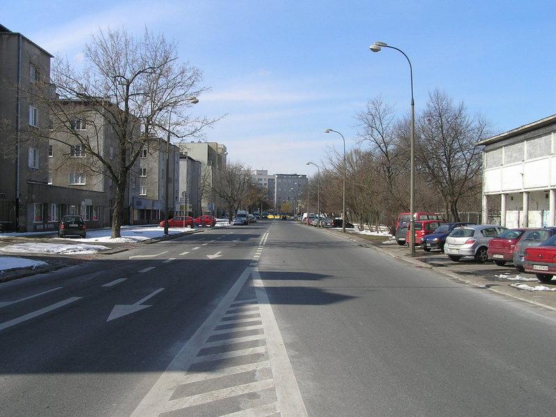 Ulica Stanisławowska