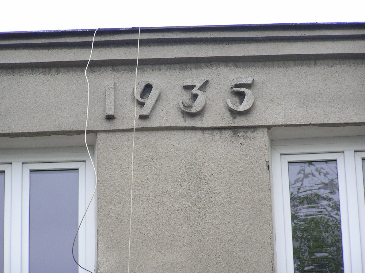 Rok budowy - Stoczkowska 10