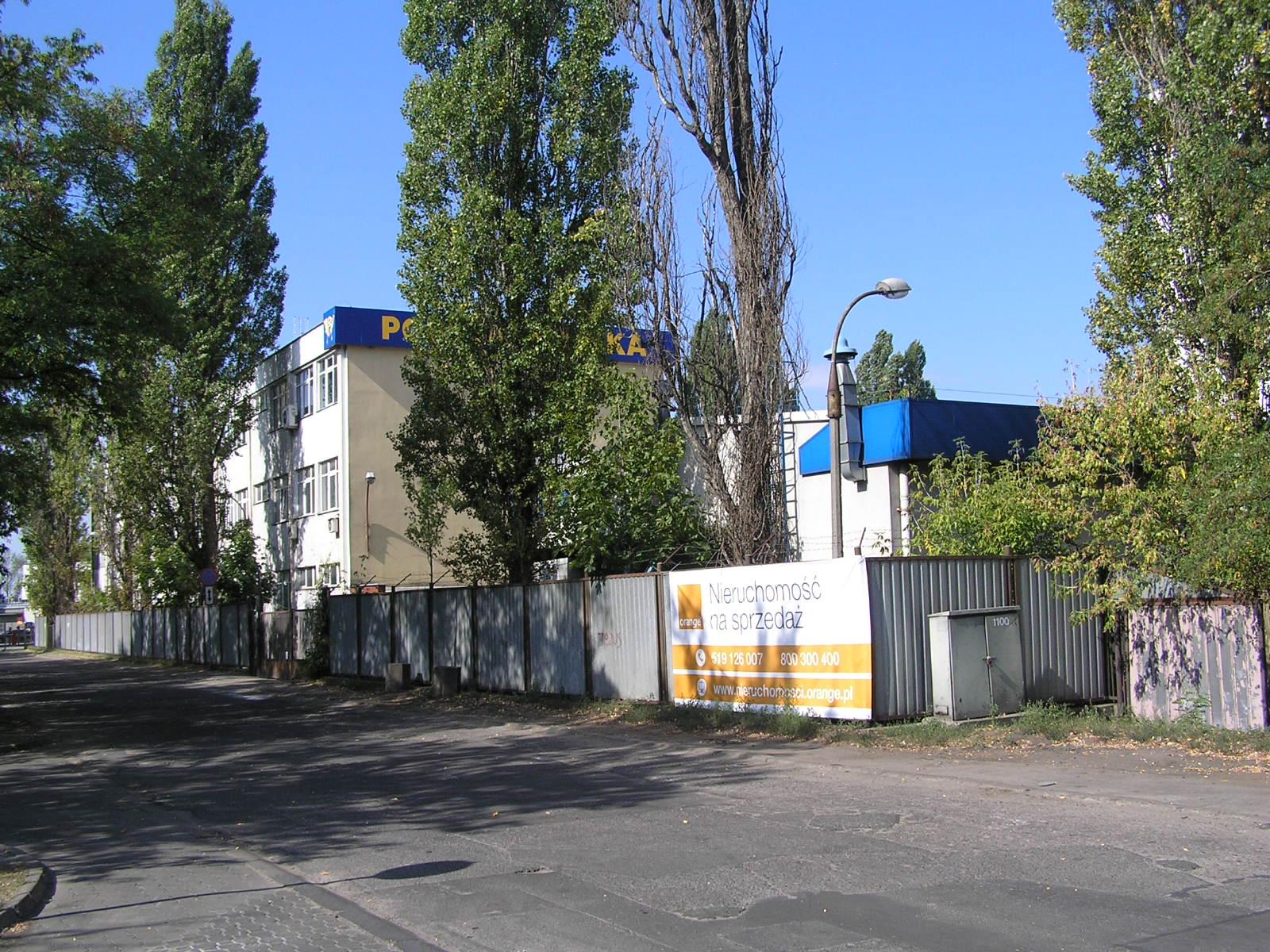 Orange sprzedaje duży teren przy Grochowskiej
