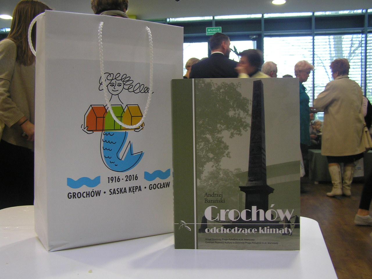 Grochów - odchodzące klimaty. Imponująca monografia Grochowa