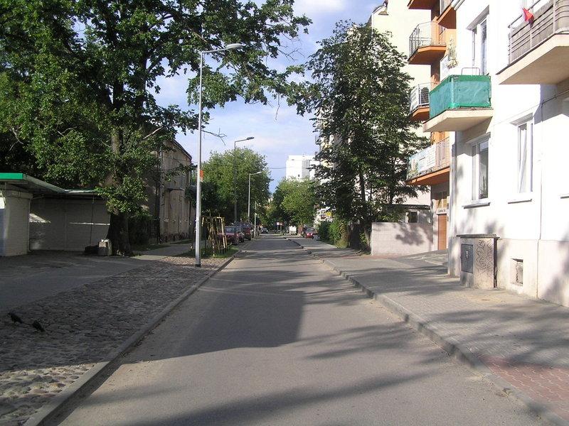 Ulica Czapelska