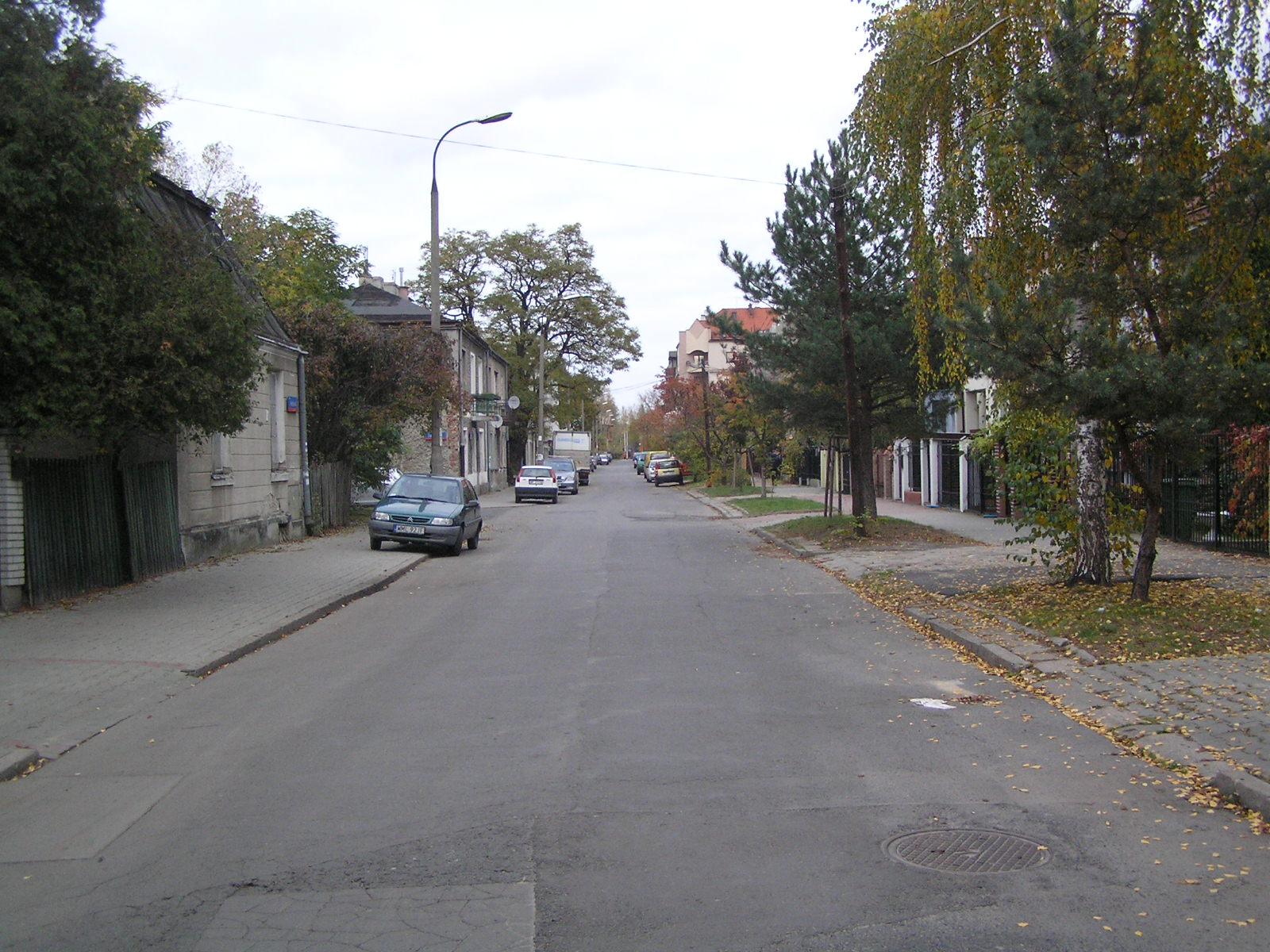 Trwa przebudowa czterech ulic