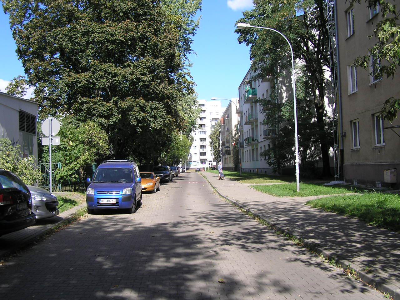 Ulica Daszowska