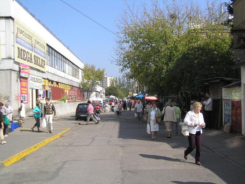 Ulica Męcińska
