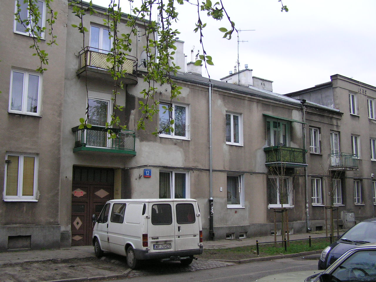 Stoczkowska 12