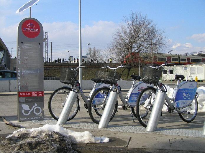 Grochów czeka na rower miejski. Stanie się cud?