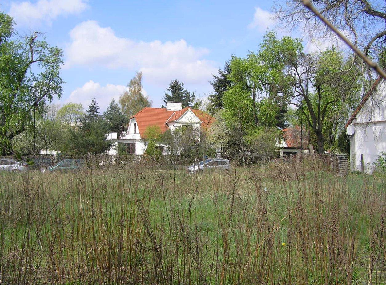 Kontrowersyjna budowa na terenie Kolonii Praussa