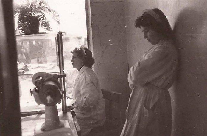 Latające Muzeum:  Rurki z Wiatraka